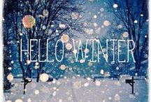 I Love Winter / by Monica Kim