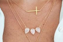 a d o r n m e n t / jewelry trends / by Steph