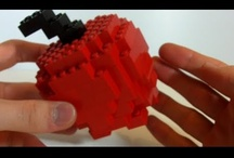 Custom LEGO Instructions by BRICK 101 / Step-by-step videos showing how to build custom LEGO creations using pieces you already have. Perfect inspiration for those who prefer DIY LEGO building. See more here: http://www.youtube.com/playlist?list=PLCCA1ED902CF54D0B