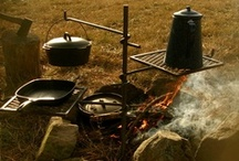Camping Food / Nothing tastes better than food cooked outdoors!