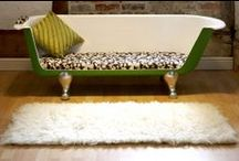 Old to Creative Uses - Furniture