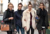 Fall & Winter Fashion / by Monica Kim
