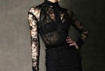 Couture Black / by E. K.