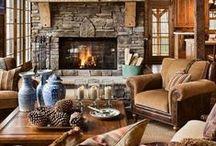 The Western Interior / Western themed interior design ideas