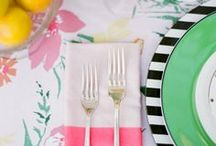 Party Planning / Party Inspiration and Party Style
