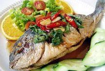 Thai and Cambodian recipes