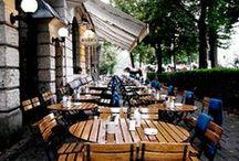 Dining  {in} Munich Germany / Meine Lieblingsrestaurants ..die tolle food joints.. in München Deutschland. Doch, die Beste denke ich. #Restaurant www.about.me/kvs