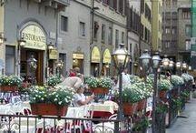Dining {all over} Italy / Favo[rite] - Dove ti piace rilassarsi con gli amici a Firenze Italia? Dove ti piace di cenare in questa città? www.about.me/kvs