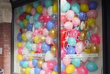 Be Creative:: Awesome displays
