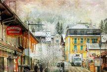 Digital Foto Gemälde  / Digital Photo Paintings, Peintures