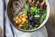 no soup for you! / Predominantly vegetarian soups. Some vegan, some pescatarian.