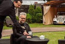 Artur Gadowski w Manor House / Niedawno mieliśmy okazję gościć ponownie pana Artura Gadowskiego, wokalistę zespołu #IRA. Serdecznie pozdrawiamy naszego przesympatycznego Gościa :)