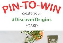 #DiscoverOrigins / Discover Natural Anti-aging Ingredients – Brought to you by Origins - 09.28.2014  / by Monica Kim
