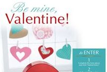 BE MINE, VALENTINE! / Valentine's Day is the perfect time to make someone melt with Lindt Chocolate! Enter here to win smooth melting LINDOR: http://bit.ly/lindtvalentine - 02.14.2015  / by Monica Kim