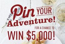 Roth Cheese Adventure Awaits In New York City - I Won! / Adventure awaits for me in Big Apple, the most iconic US city -- the art, theater, museum, dance, sights, history, fashion, sounds and cheesy eats of all things New York City. Part of Roth Cheese's Pin Your Adventure Promotion: www.rothcheese.com/promotions #AdventureAwaits #Cheese #Adventure #promotion #contest #entry - 03.01.2015  / by Monica Kim