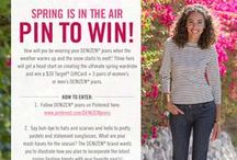 Spring Is In The Air - Denizen Jeans / Spring is in the air! Show us your must-haves for the season on Pinterest and you could win DENIZEN® jeans and a Target GiftCard! Visit our FB page for details: on.fb.me/1t0ae3C - 03.31.2015  / by Monica Kim