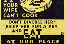 Sexist Vintage Ads / Popular Ads at a time when sexism was mainstream / by Brenda Abbott-Shultz