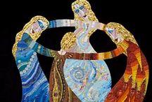 Ancient Goddesses / by Brenda Abbott-Shultz