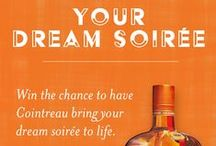 Dream Soirée / Dream Soirée http://www.cointreau.us/lasoiree/dreamsoiree/ #Cointreau #LaSoiree -- 08.31.2015 / by Monica Kim