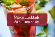 PAMA Celebrate Summer / Summer is for outdoor parties. And PAMA cocktails! And we can help with both of those. We're giving away $500 and a PAMA Party Kit to help one lucky winner host the perfect summer soiree! #PAMACelebrateSummer #contest -- 07.21.2015 / by Monica Kim