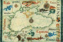 Maps of Blacksea- Karadeniz haritaları