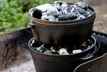 Dutch Oven Recipes / Recipes for camping and kitchen dutch ovens