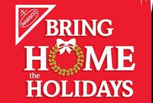 2015 BRING HOME THE HOLIDAYS / Enter for your chance to win! NO PURCHASE NECESSARY. Open to residents of the 50 US (D.C.) & Puerto Rico, 18 and older. Ends 11:59 p.m. ET on 12/6/15. Void where prohibited. Visit NabiscoHoliday.com to enter.  / by Monica Kim
