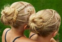 How To Make a Bun / A whole BUNch of hairstyle ideas! / by Twirl Planet
