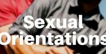 """Sexual Orientations / Sexuality isn't just """"straight"""" or """"gay."""" It's a big, broad, beautiful and oh-so-fascinating spectrum. Check in here for discussions about different sexualities and experiences."""