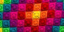 blankets / knitting yarn blanket dıy