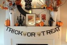 Halloween / Ideas to make this Halloween fun and spooky! / by Megan Armstrong
