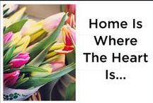 Home is Where the Heart Is / Fun, heart-warming and cool things that relate to our homes; bonus points if it's a DIY project.   / by Windermere MI