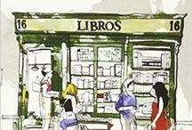 """Mi lectura / """"Algunos libros son probados, otros devorados, poquísimos masticados y digeridos"""""""
