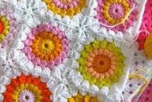 Stick & String - Crochet & Knitting / crochet, knitting / by Staci Guthrie