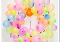 Balloons / by Chris Carpenter
