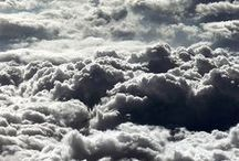 Clouds / by Marcella Campos