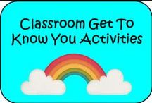 Get to Know You Activities for the Classroom