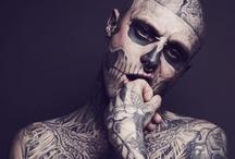 tattoos / by Sasha Sotirov