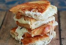Grilled Cheese Recipes / grilled cheese recipes / by Staci Guthrie