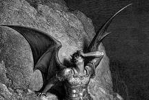 Gustave Dore / Dore..! period..! / by Sasha Sotirov