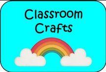 Classroom Crafts / Classroom crafts