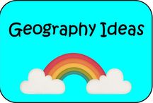 Geography / Ideas for geography in the classroom!
