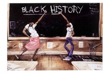 African American History / by Quantella Smith