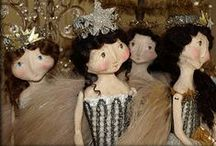 Colleen Moody Dolls / by Zina