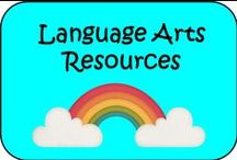 Language Arts Resources / Board all about Language Arts Resources