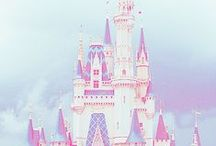 Disney Dreams / All of my hopes and dreams for visiting the most magical place in the world.