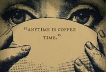 Come on, don't you ever stop and smell the coffee?