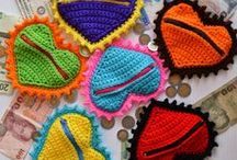 Crochet Valentines / Make some love with your crochet creations
