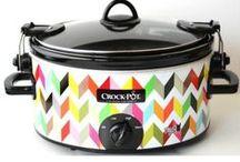 Crockpot Cooking / by Chris Carpenter