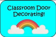 Classroom Door Decorating! / Board all about Classroom door decorating!